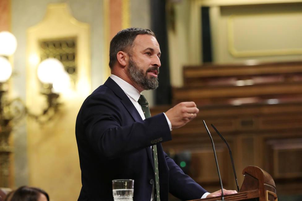Vox quiere debatir con Gobierno sobre la visión de España en libros de texto