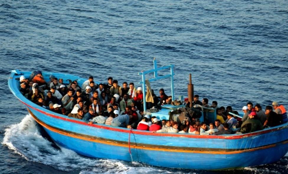 Rescatados 39 inmigrantes subsaharianos que se dirigían a Gran Canaria