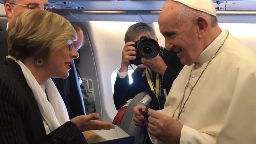 La carta completa de invitación a España que ha recibido el Papa escrita por una gitana