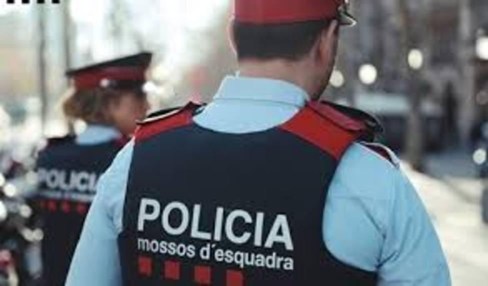 Agentes de mossos de esquadra