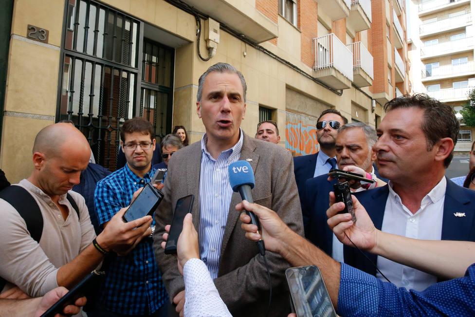"Vox asegura que la oferta de Rivera al PSOE es una ""estrategia electoral"""