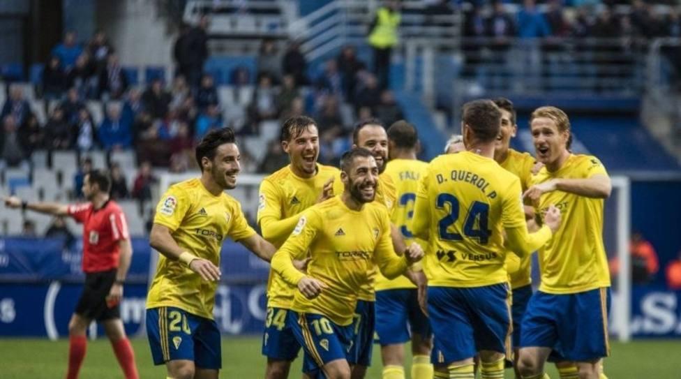 Cádiz-Mirandés y Las Palmas-Zaragoza, duelos directos por el ascenso en LaLiga SmartBank