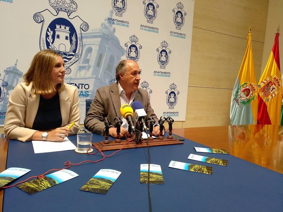 El alcalde de Algeciras pide a la ministra de Exteriores visitar la zona o reunirse con alcaldes por el Brexit