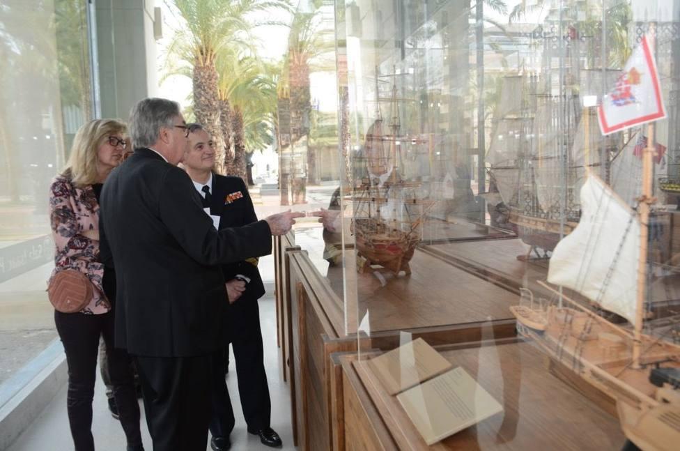 Museo Naval de Cartagena acoge la 'Colección Julio Castelo Matrán-Fundación Mapfre'