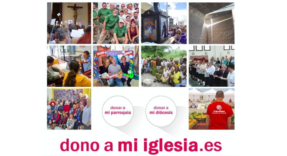 La Diócesis de Tenerife pide colaboración para el sostenimiento de las  parroquias - Iglesia Nivariense - COPE