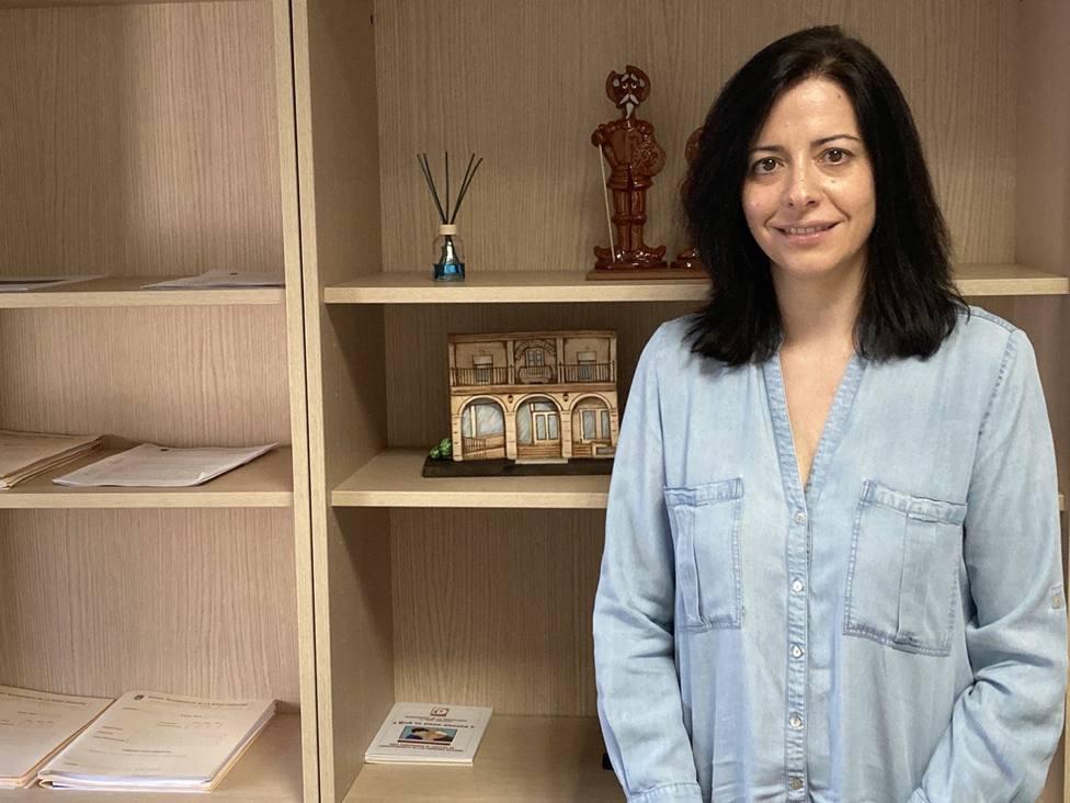 Eva María Perea, concejala de Servicios Sociales de la Roda
