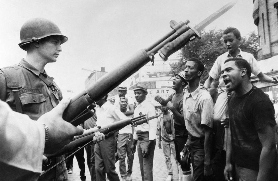 Estados Unidos revive la misma pesadilla: así fue el otro caso George Floyd hace más de 50 años