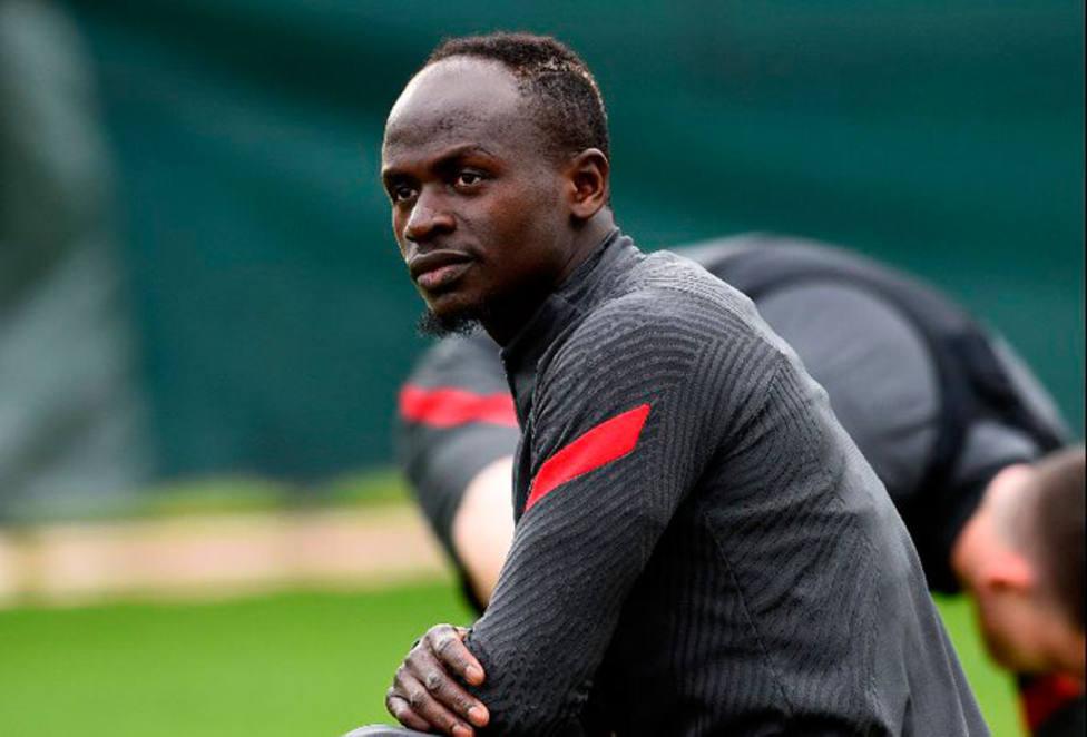 Sadio Mané, jugador del Liverpool