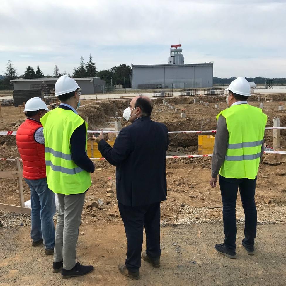 Conde informa de que se han presentado 157 proyectos a desarrollar en Rozas hasta 2025