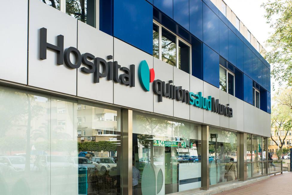 Quirónsalud se adhiere a la Red de Hospitales Libres de Tabaco de la Región