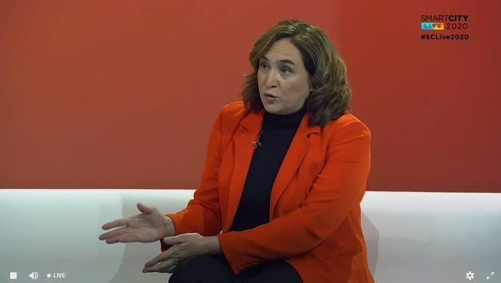 Coronavirus.- Colau solicita por carta a AragonÃ?s ayudas directas para el sector del taxi