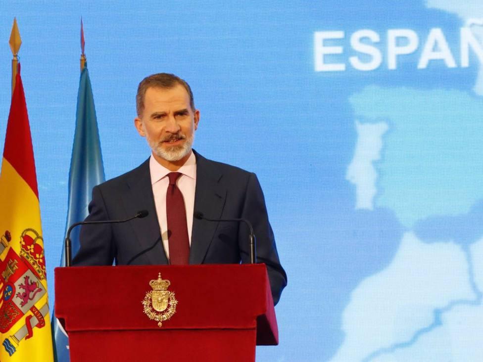 Felipe VI visita este lunes el Ala 23 del Ejército del Aire en la base aérea de Talavera la Real (Badajoz)