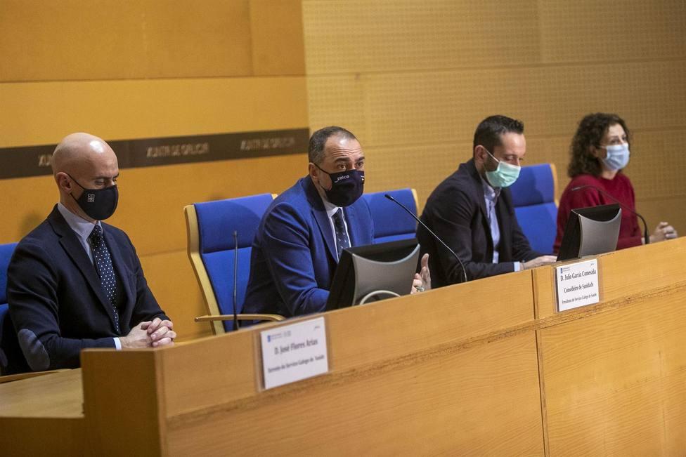 Comité clínico de la Xunta de Galicia
