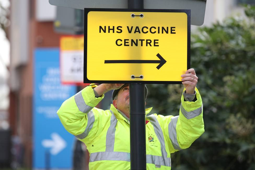 Reino Unido supera por primera vez los 1.600 fallecidos por coronavirus en un día