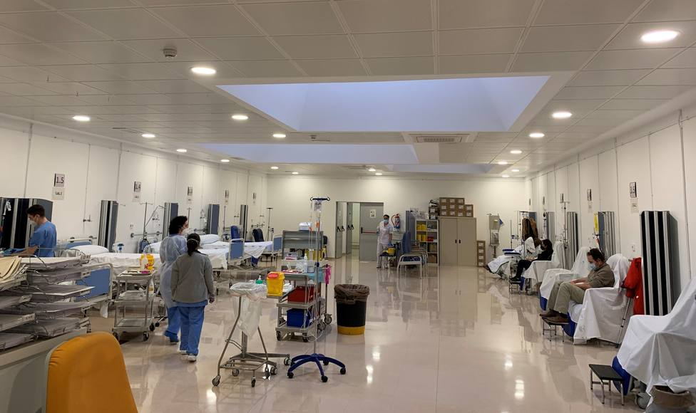 Andalucía suma 7.070 casos, 1.200 más que el domingo pasado, y 25 muertos