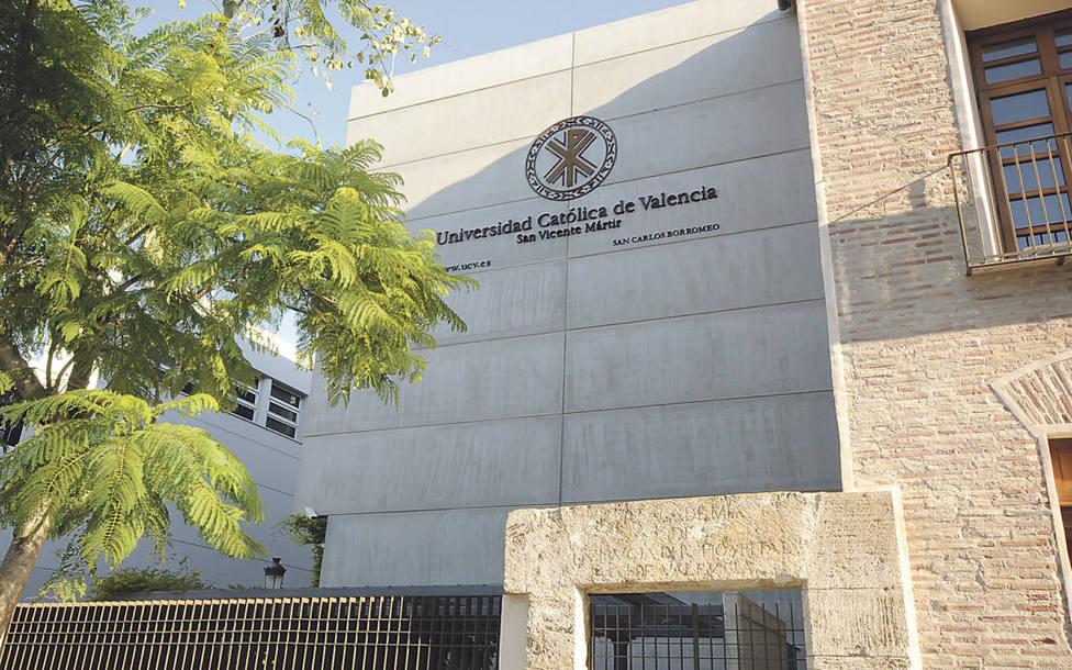 Sede de la UCV