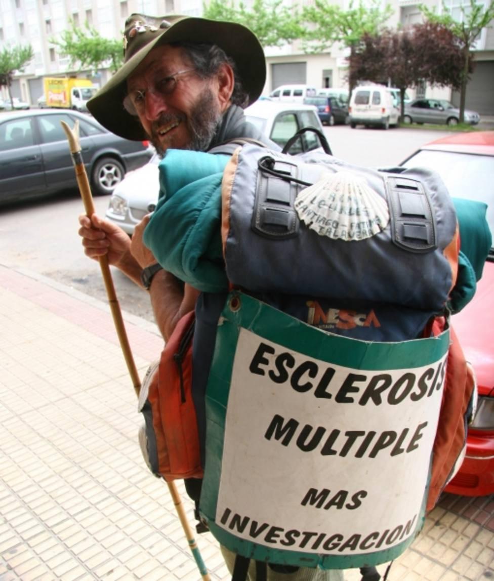 Jose María Arroyo El Peregrino de la Esclerosis