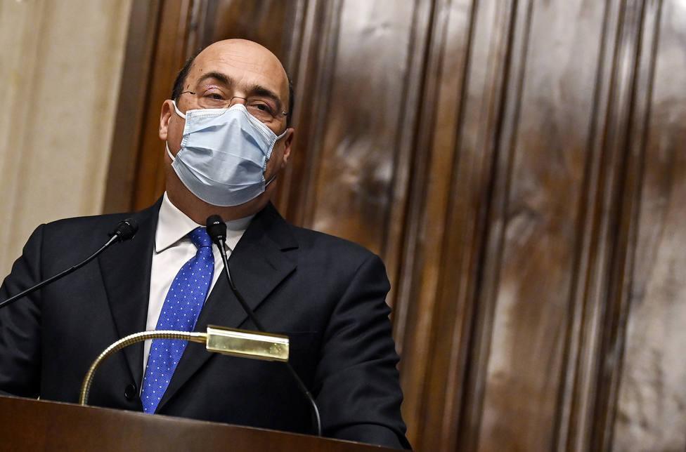 Dimite el líder del Partido Democrático de Italia ante la creciente división interna