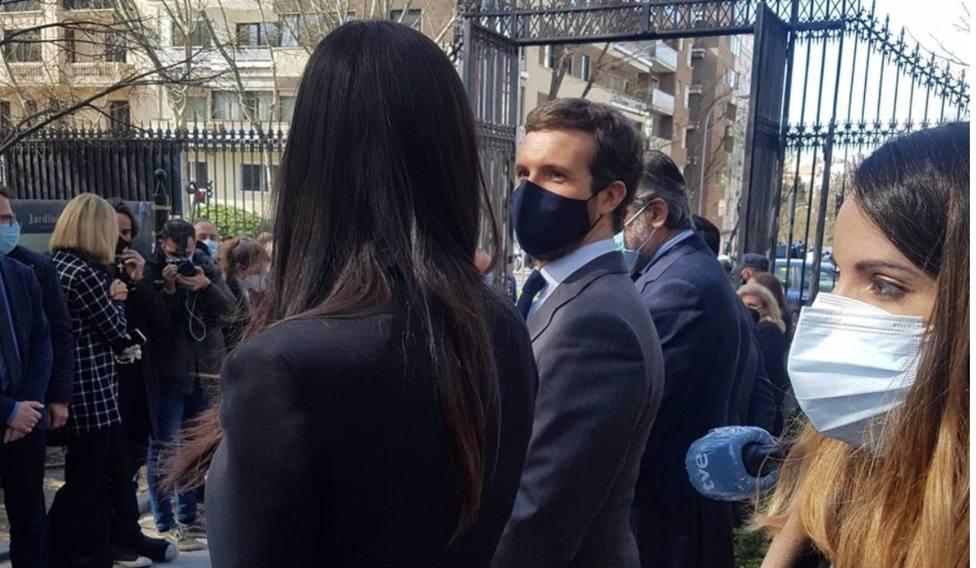 Villacís reprocha a Casado la decisión de Díaz Ayuso
