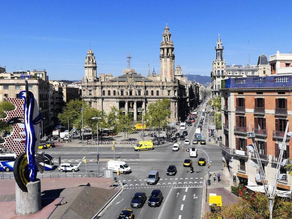 Barcelona, en conexión
