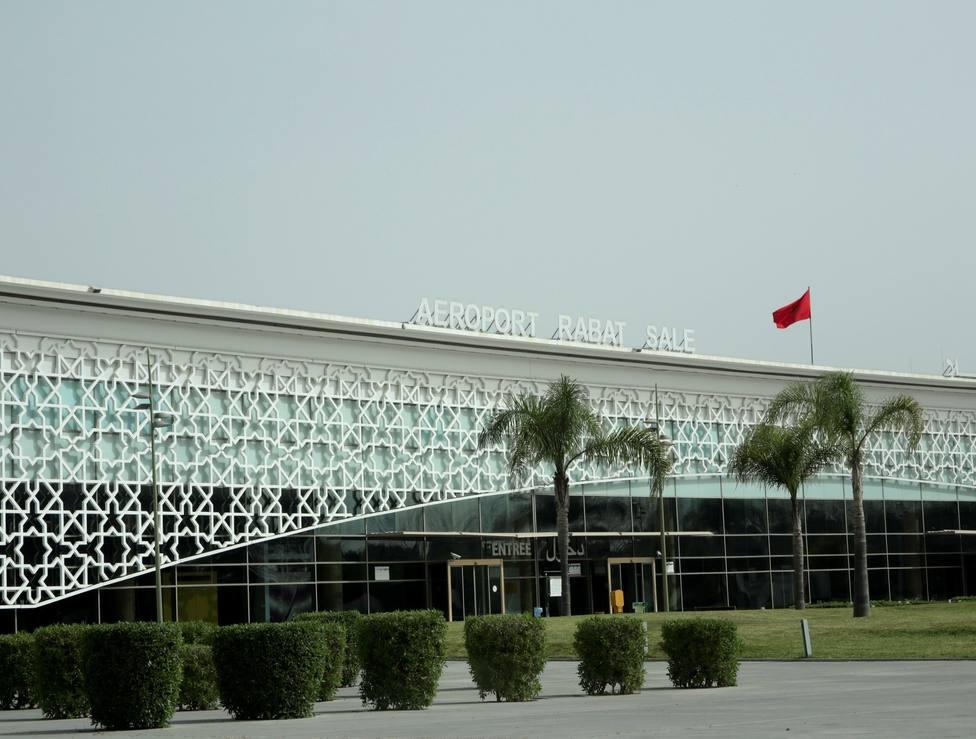 Aeropuerto de Rabat-Salé (Marruecos)