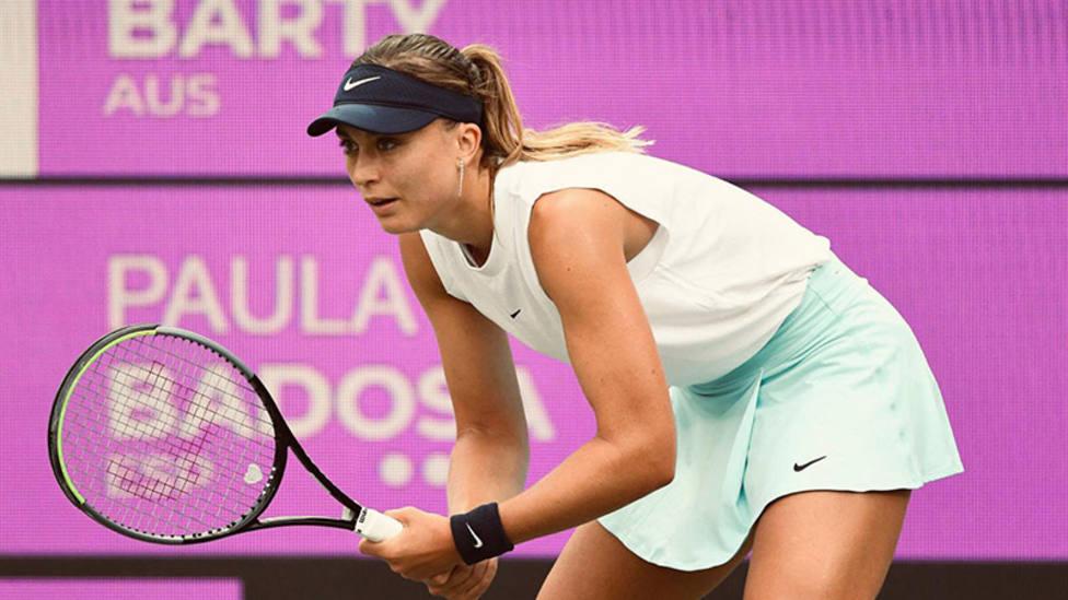 Paula Badosa cae en semifinales del torneo de Charleston