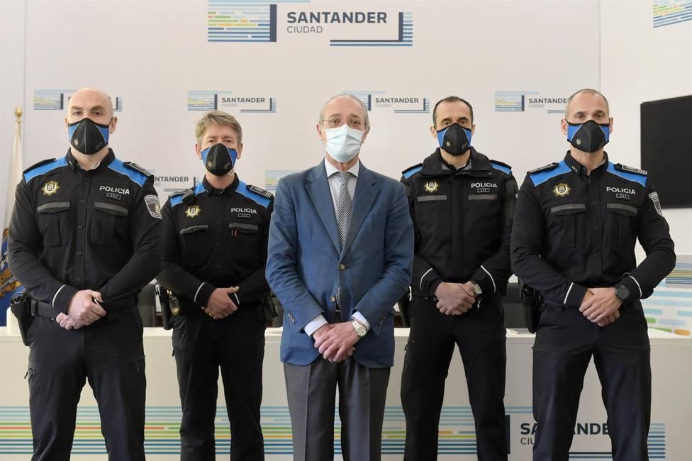 La Policía de Santander interpuso más de 11.400 denuncias por incumplir medidas antiCovid en 2020