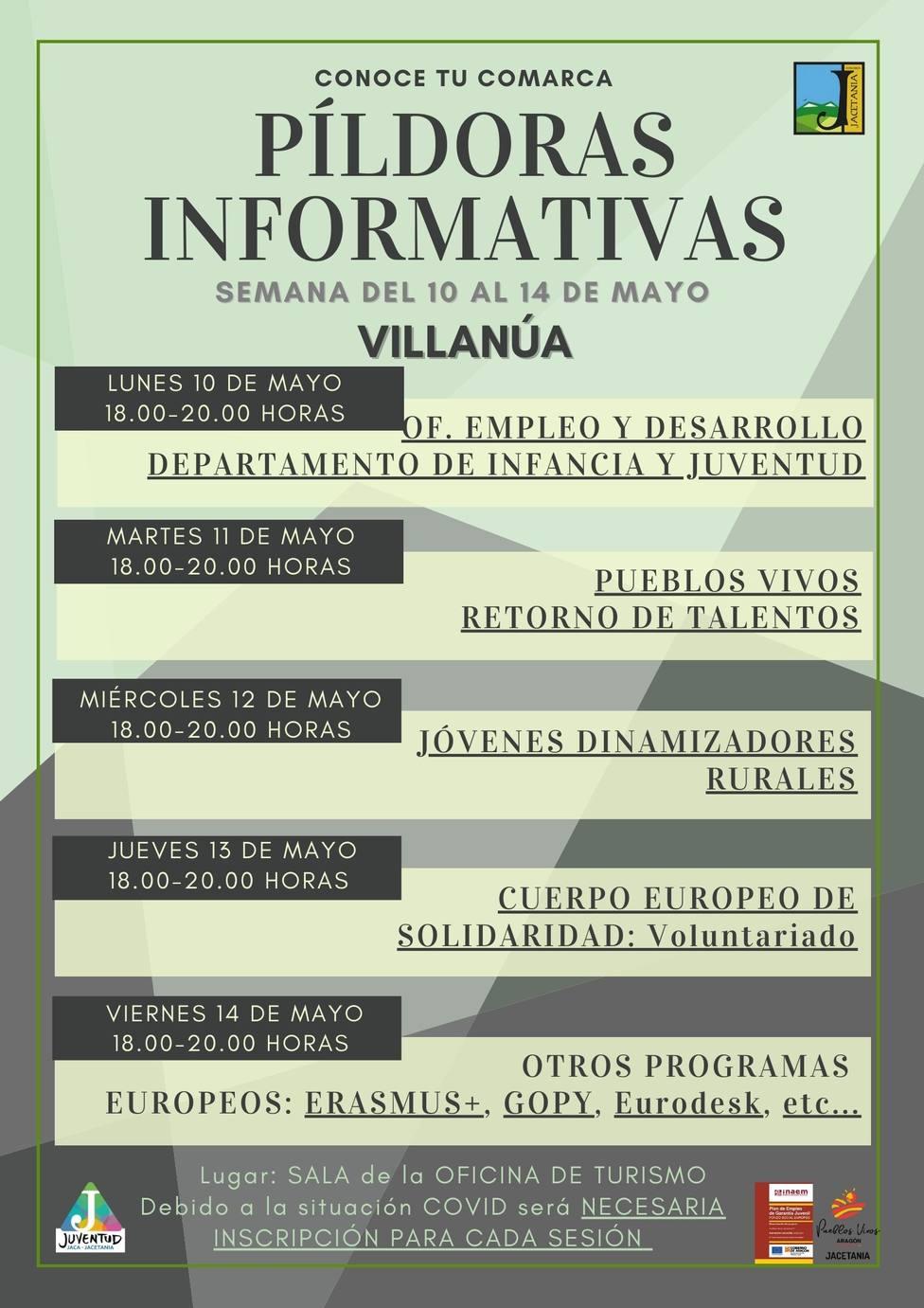 Píldoras informativas