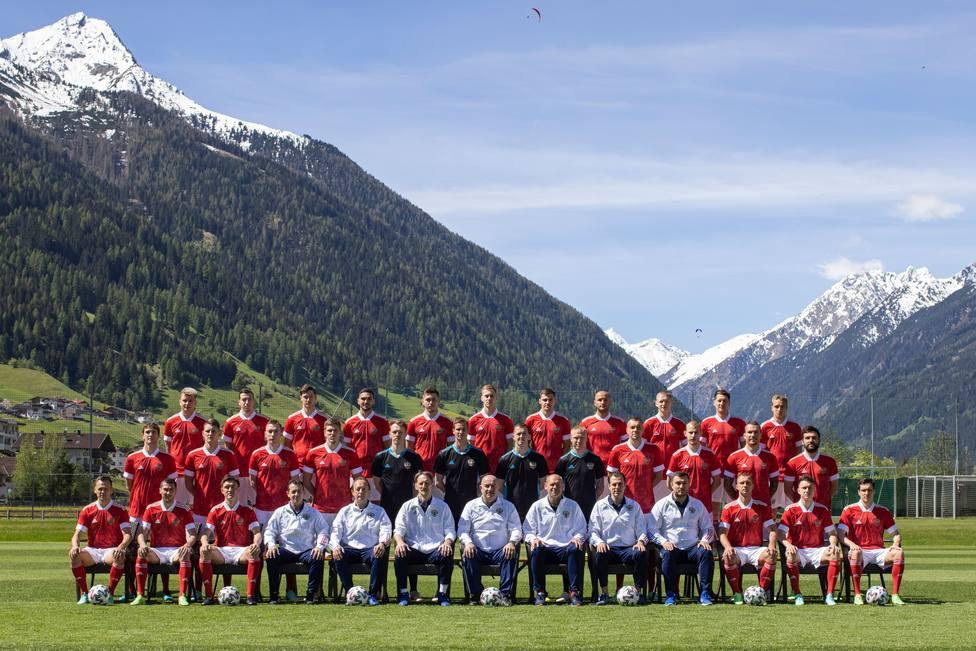 Plantilla de la Selección de Rusia para la Eurocopa 2020