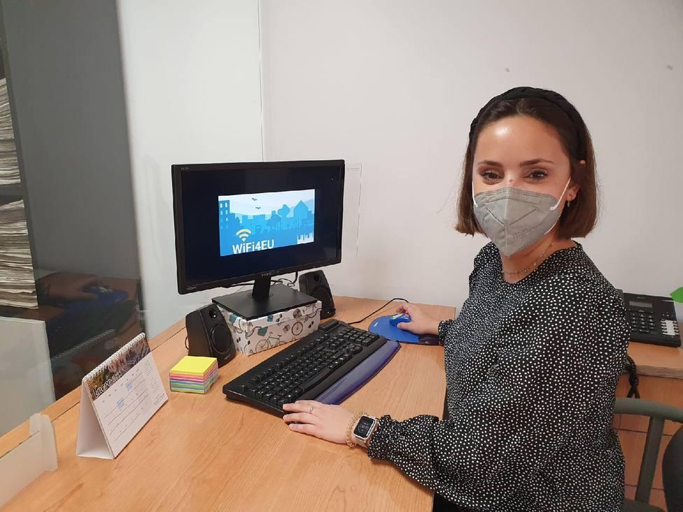 Instalan ocho puntos de conexión wifi gratuita en barrios y pedanías Lorca