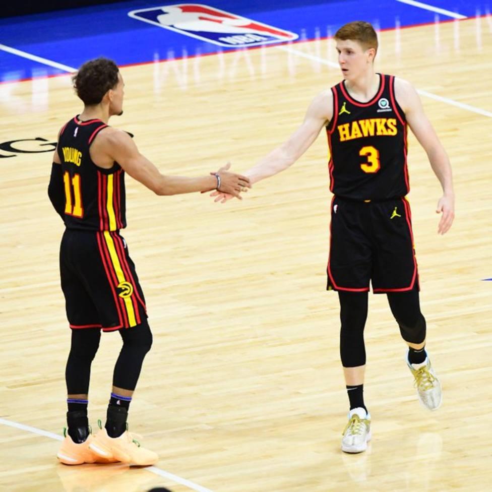 Los Hawks eliminan a Sixers