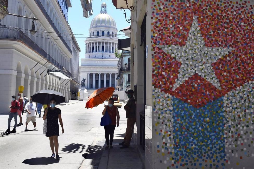 Cuba registra su segunda cifra más elevada por la covid-19: 8.875 nuevos contagios en el último día