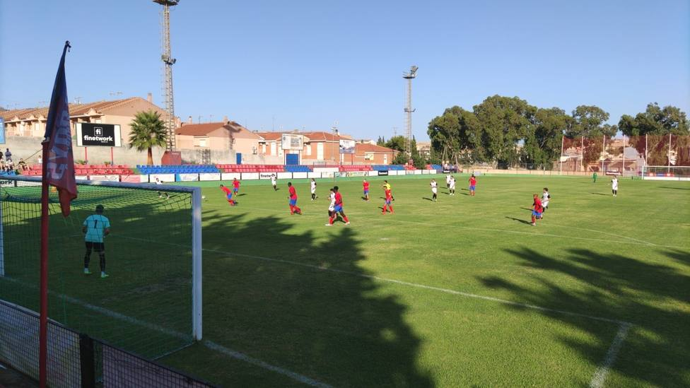 El Mazarrón FC comienza a rodar con muchas caras nuevas