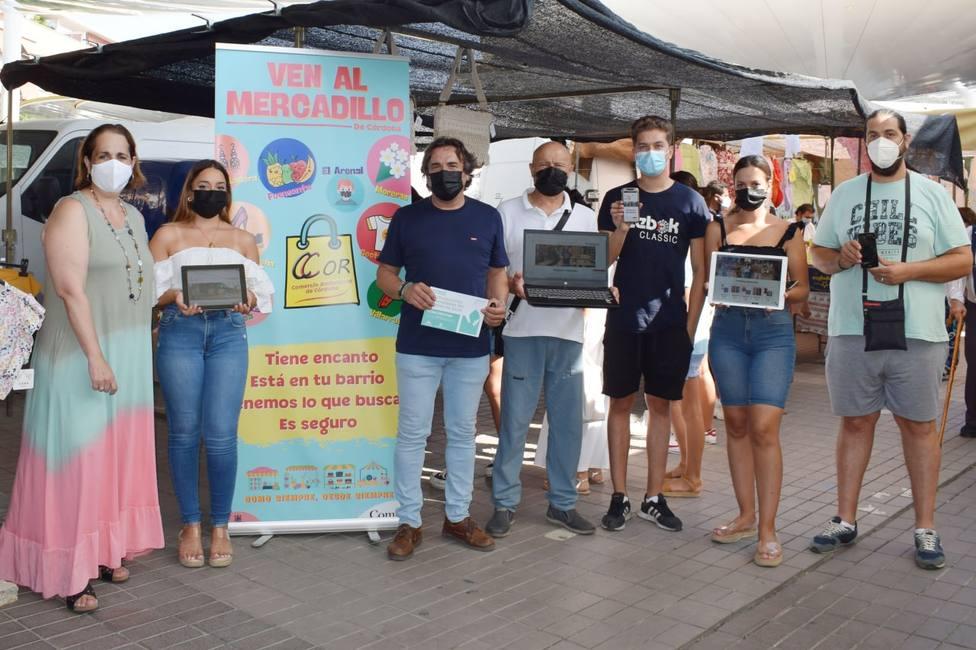 Los vendedores ambulantes de Córdoba ya ofertan sus productos online en un 'marketplace'