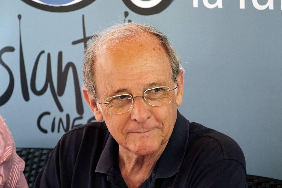 Emilio Gutiérrez Caba, protagonista del corto del cineasta alcarreño Pablo Embid