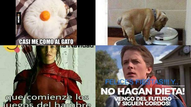 Los Memes Mas Divertidos Para Encarar Con Humor La Dieta Post