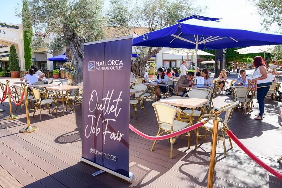 Mallorca Fashion Outlet seleccionará personal para cubrir 200 puestos de trabajo