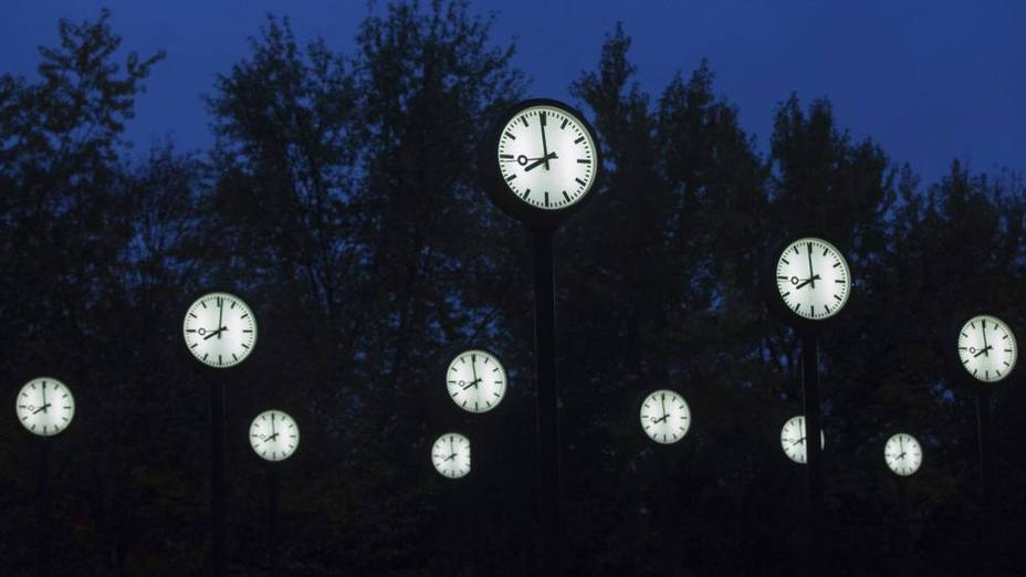 ¿Qué países no cambian la hora?