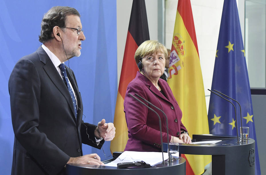 Merkel y Rajoy, ¿vidas paralelas?