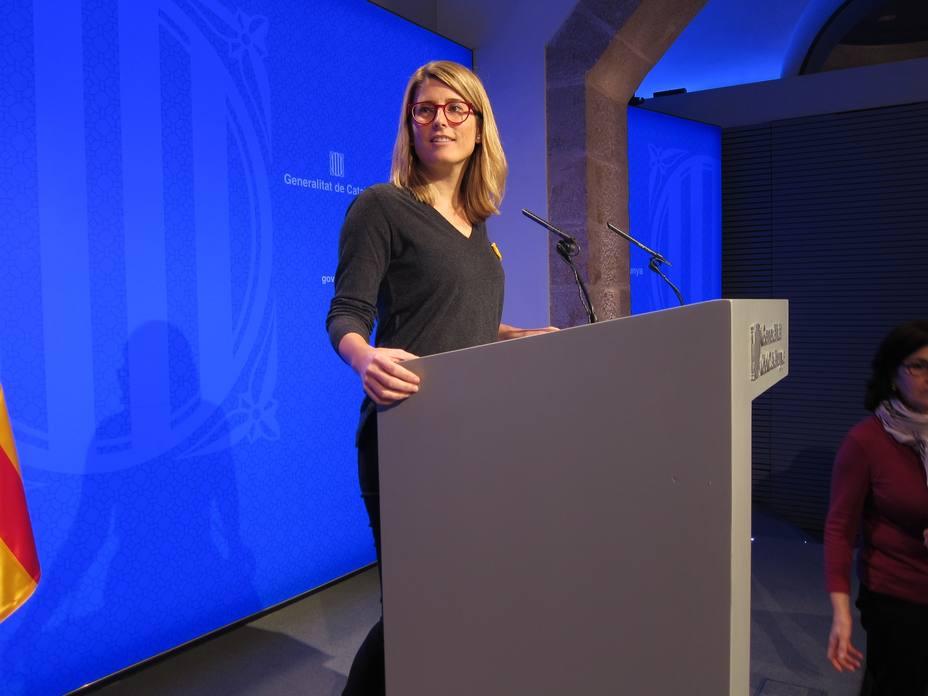 El Govern cree que la sentencia sobre Otegi evidencia la injusticia que se vive en España