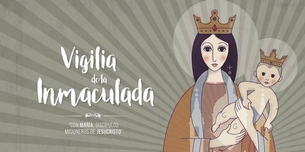 Este año en la Vigilia de la Inmaculada en Madrid podrás ganar la indulgencia plenaria