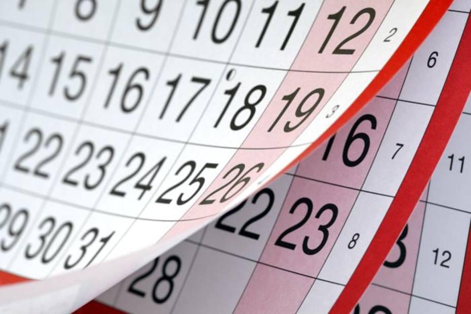 Calendario Laboral 2019 Ciudad Real.Calendario Laboral 2019 Descubre Los Festivos De Tu Ciudad