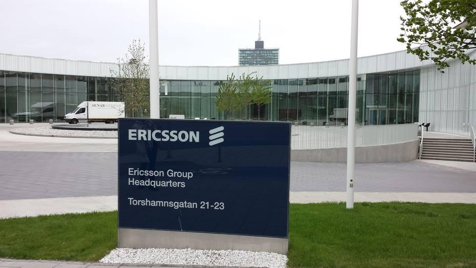 Ericsson provisiona 596 millones en el cuarto trimestre para reflotar una división deficitaria