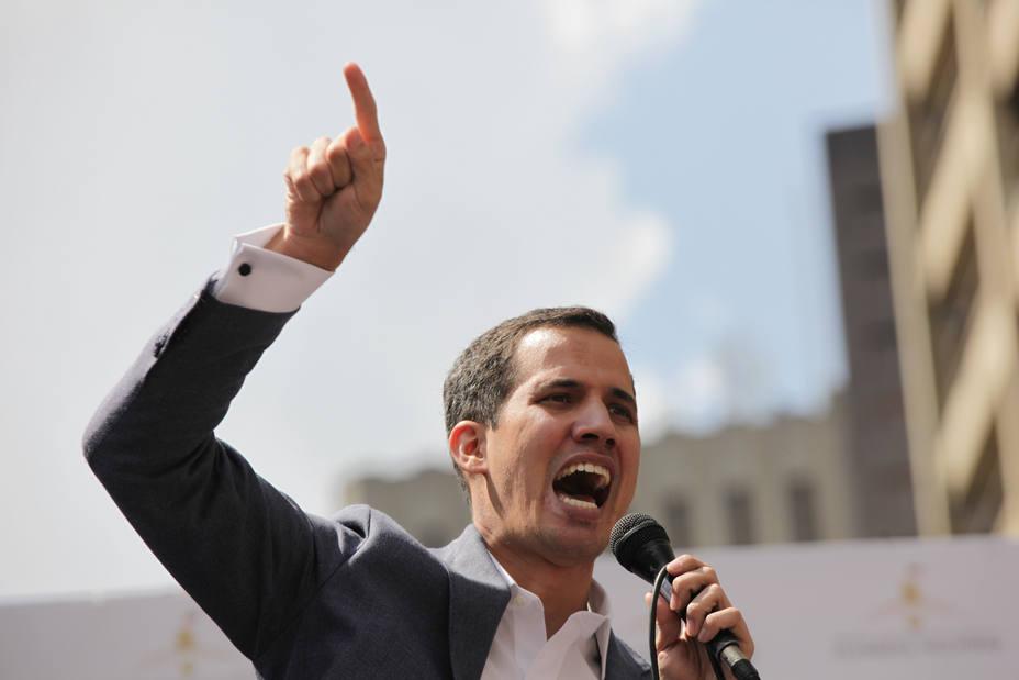 Liberado el presidente de la opositora Asamblea Nacional de Venezuela tras ser detenido por la SEBIN