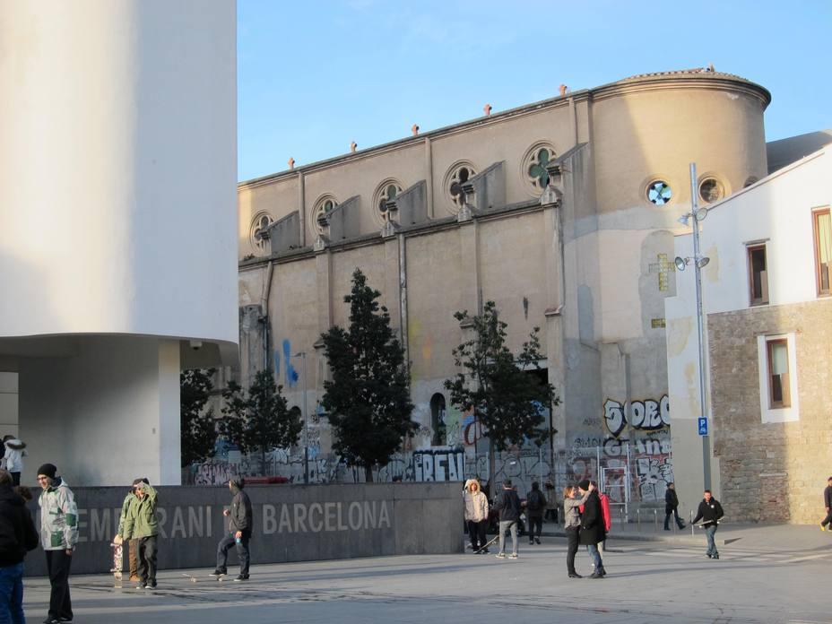 Barcelona aplaza la votación para revocar la cesión de la Capella de la Misericòrdia al Macba