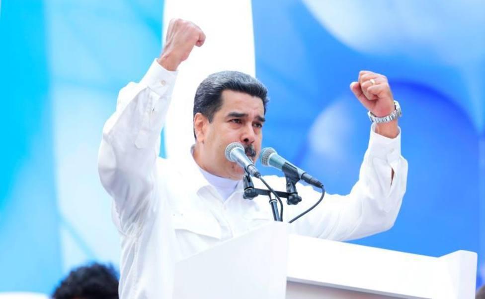 Maduro extiende hasta el miércoles la suspensión de todas las actividades en Venezuela