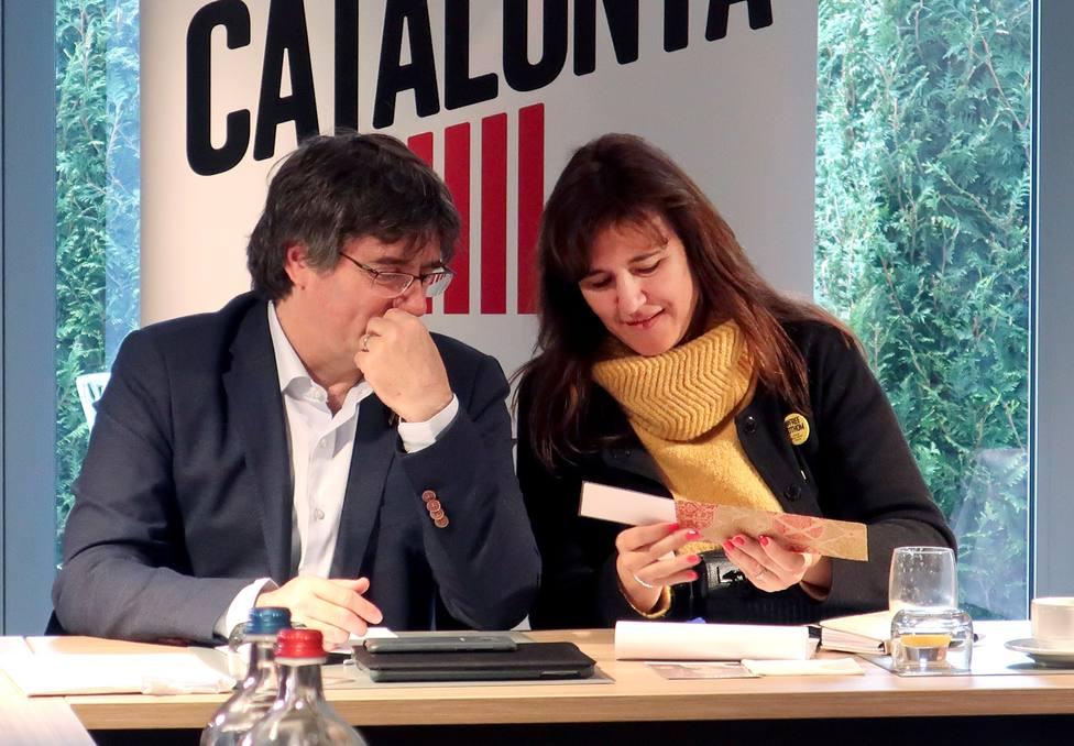 La Eurocámara descarta que Puigdemont pueda ser inmune si es eurodiputado