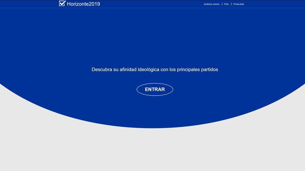 La UPV lanza un simulador de preferencias políticas