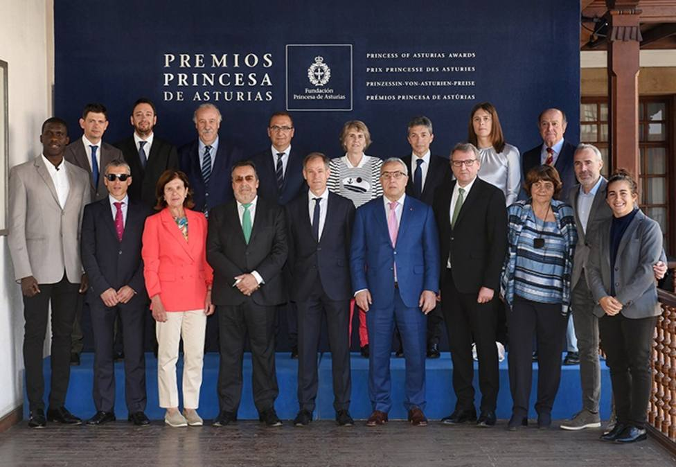 El jurado aboga por premiar el valor de la igualdad en el Princesa de Asturias de los Deportes