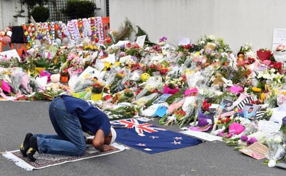 Condena de 21 meses de cárcel por difundir vídeo de atentado en Nueva Zelanda